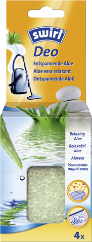 Duftperler afslappende aloe