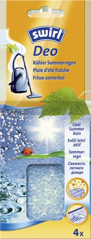 Duftperler kølig sommerregn