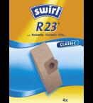 Swirl® støvsugerpose af specialpapir